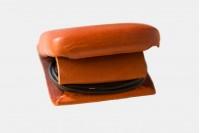 Кожаный футляр для наушников