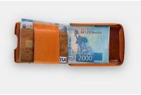 Сверхкомпактный кошелек LACONIC Compact (без отделения для мелочи)