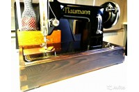 Leather sewing machine Minerva
